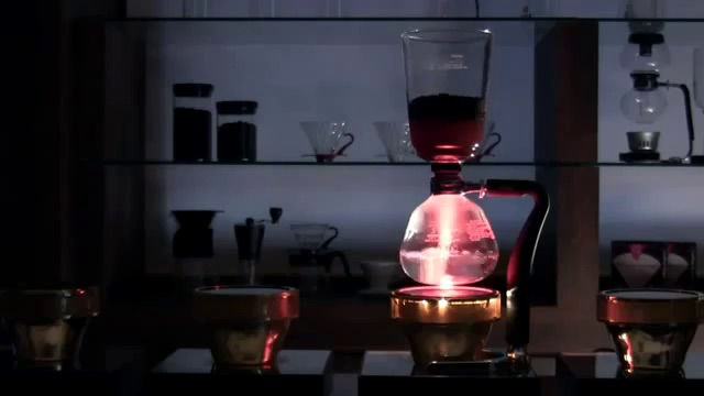 COFFEE SYPHON. NEXT