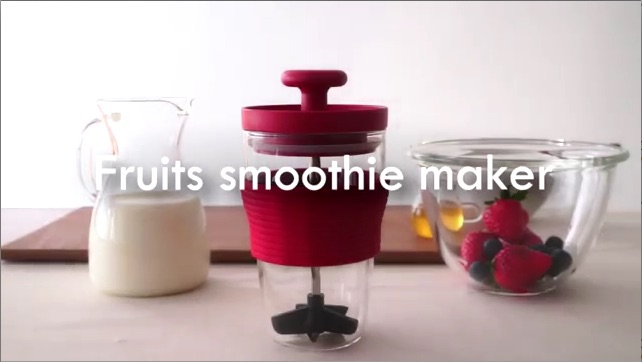 Fruits Smoothie Maker