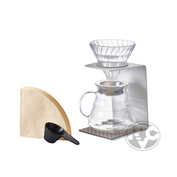 Hario VSA-1006-SV. Набор pourover V60